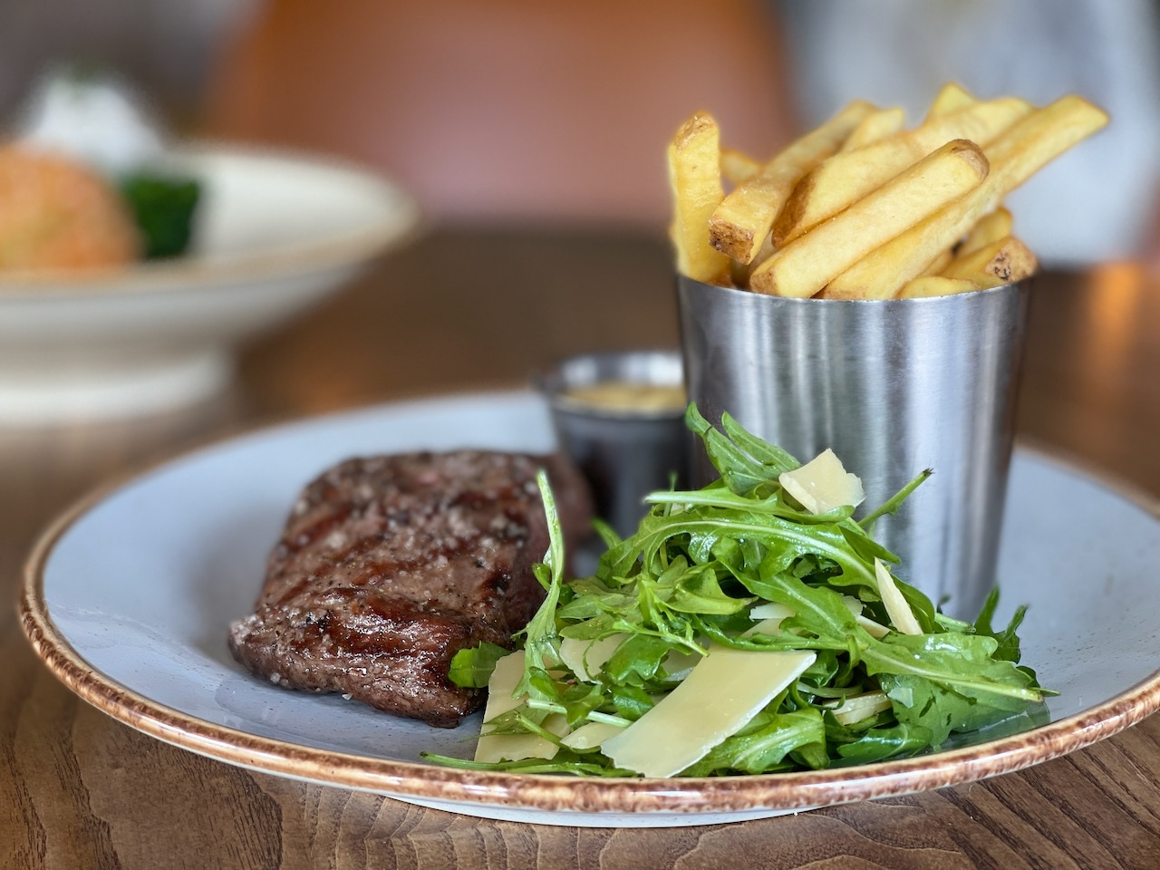 New Inn Flat Iron Steak 1