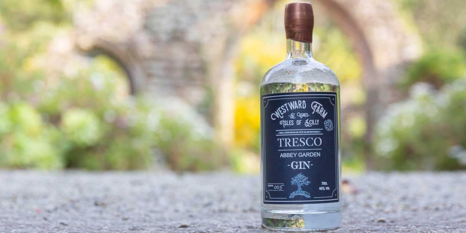 Tresco Abbey Garden Gin 16x8