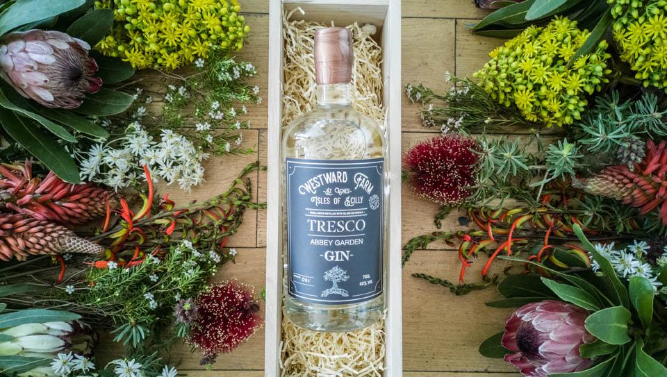 Tresco Abbey Garden Gin 2