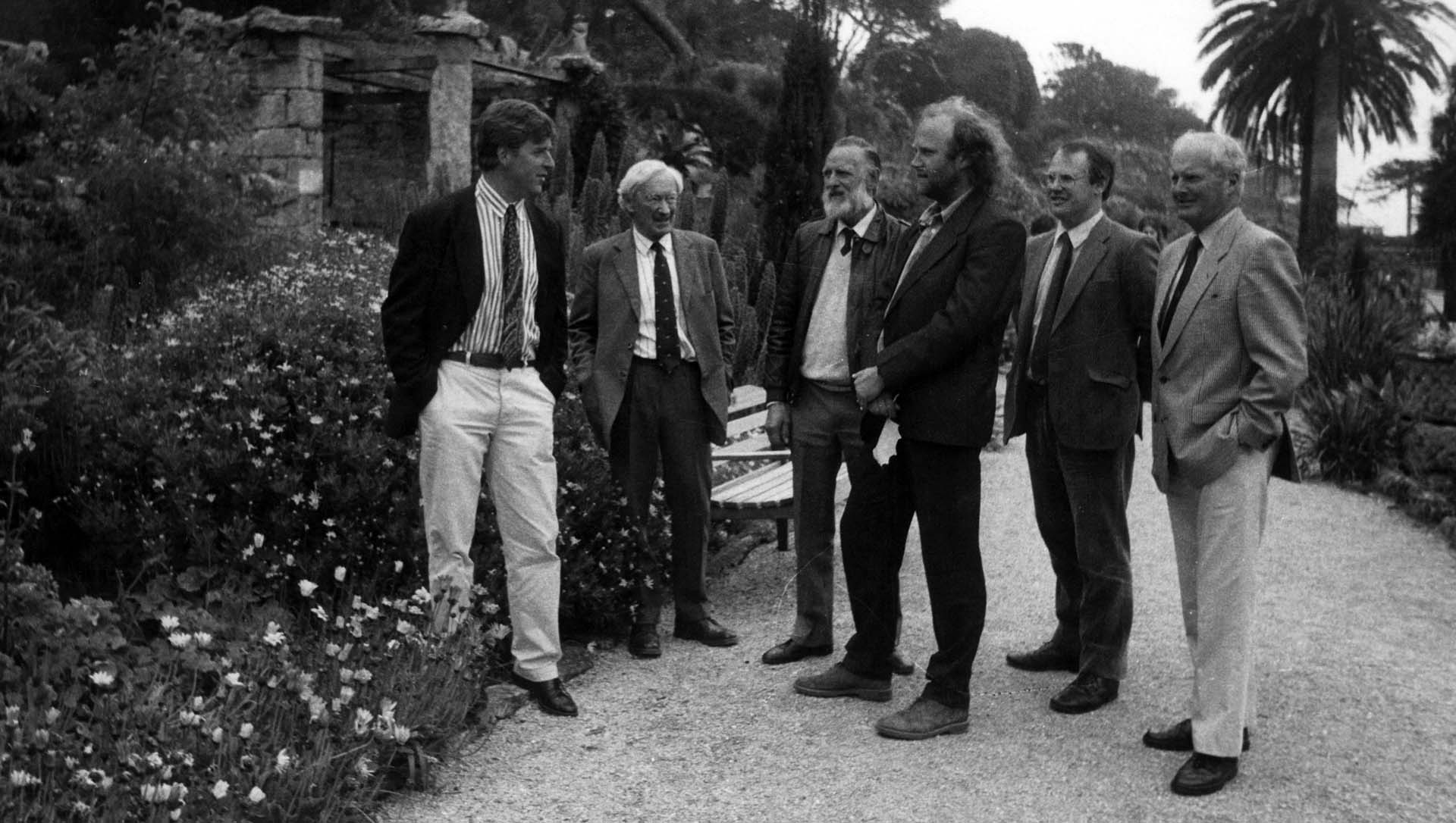 Launch of Great Gardens of Cornwall