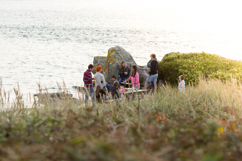 Beach Barbecue on Tresco